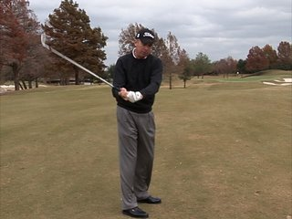 How Your Swing Angle Effects Shot Height Watch Video