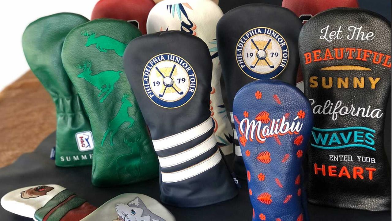 Bobby Golf Headcovers