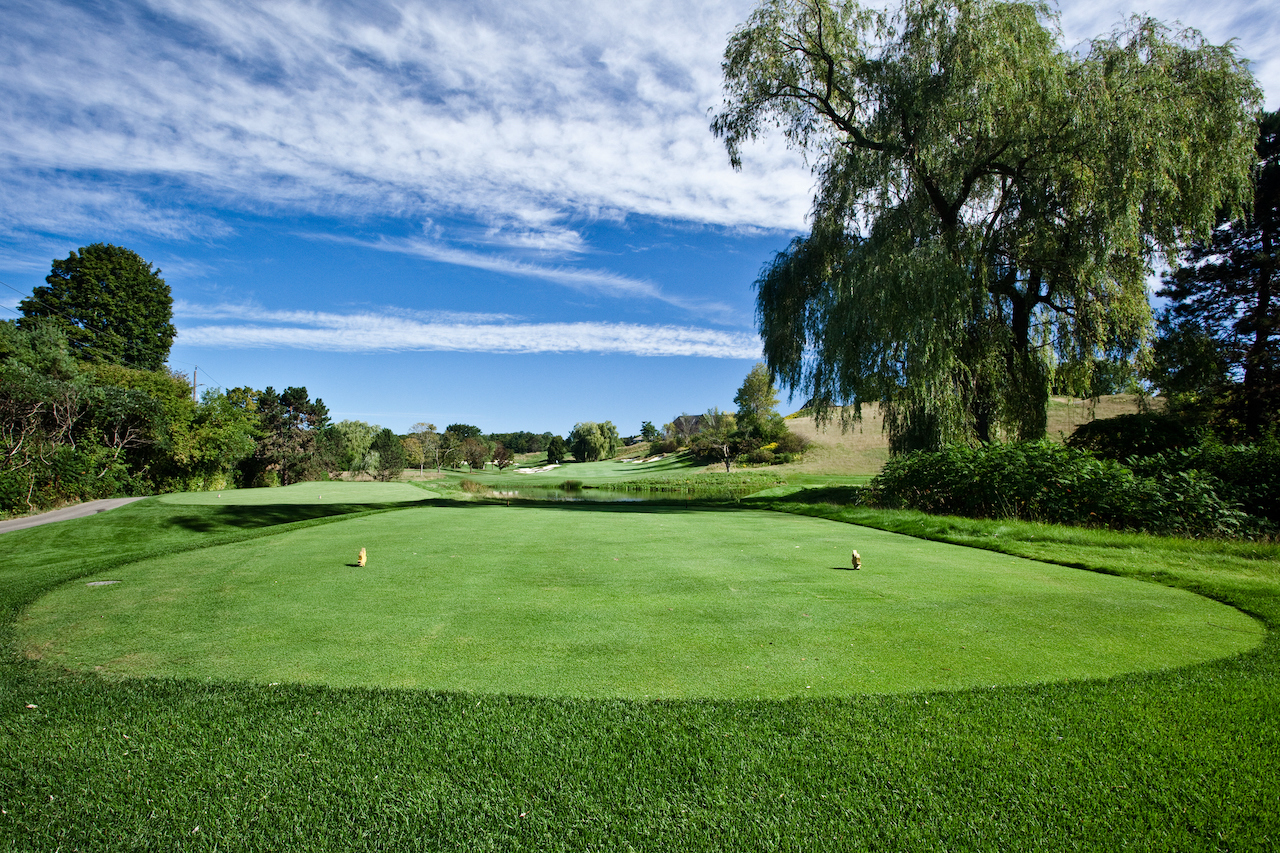 What is the Tee Box in Golf?