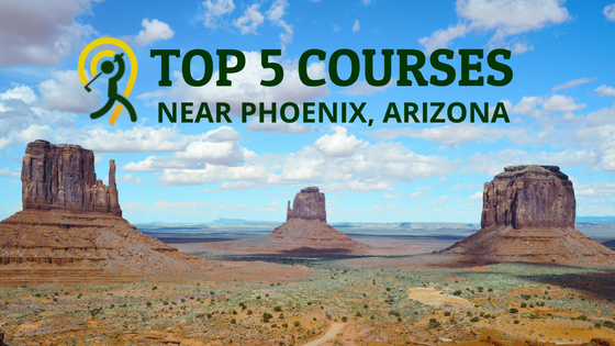 Best Phoenix Scottsdale Golf Courses