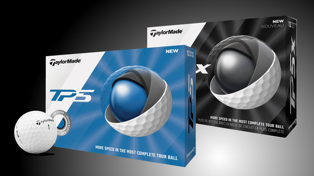 TaylorMade TP5 TP5x Balls Review
