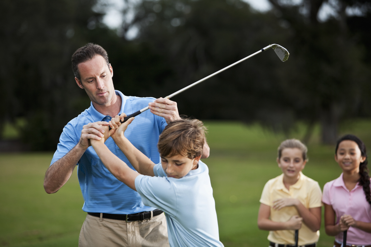 Golf Lessons for Kids: Know Before You Book