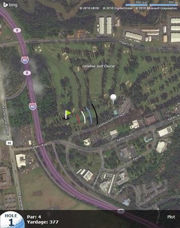 Leilehua Golf Course Leilehua Golf Course