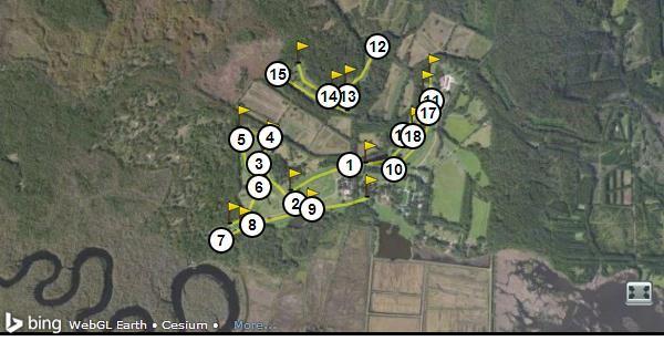 Cherokee Plantation   Cherokee Plantation Golf Course