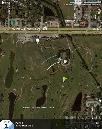 Crane Creek Reserve Golf Club | Crane Creek Golf Course | 600 x 760 jpeg 85kB