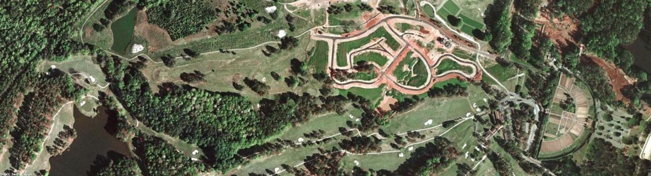 Callaway Gardens Golf Resort Sky View Golf Course