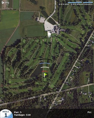 Image Result For Golf Courses Near Romeo Mi