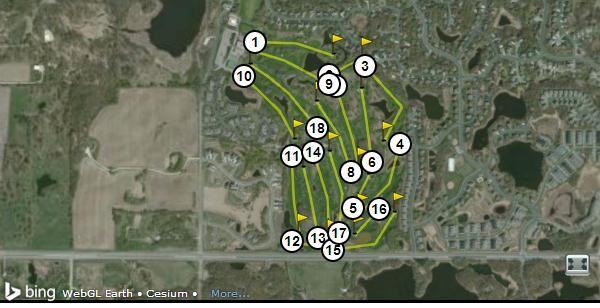 Bracketts crossing country club brackett 39 s crossing golf course for Brackett watches
