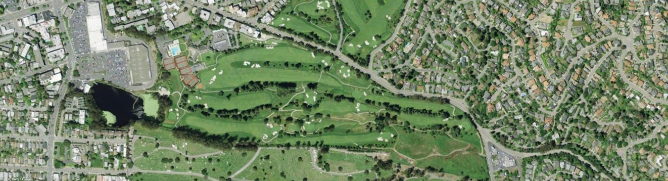 Claremont country club claremont golf course for 5295 broadway terrace oakland ca