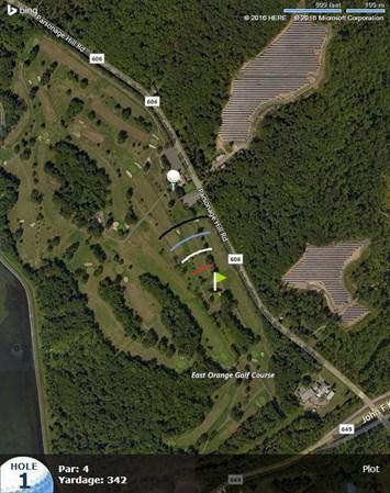 East Orange Golf Course Short Hills Nj Golflink