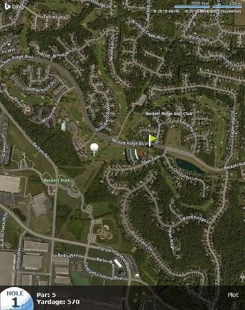 beckett ridge golf club west chester oh golflink. Black Bedroom Furniture Sets. Home Design Ideas