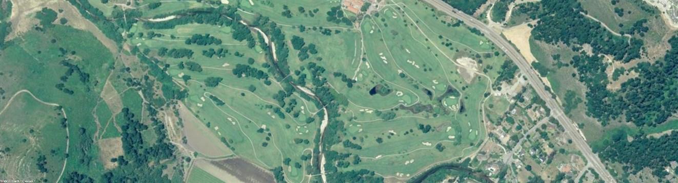 Rancho Canada Golf Club, East in Carmel, CA | Golf course ...